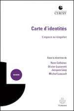 Carte d'identités. L'espace au singulier