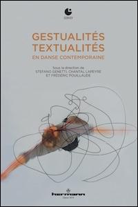 Gestualités / Textualités en danse contemporaine