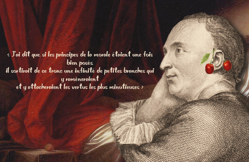 "Illustration du colloque ""Les Morales de Diderot"" (2020)"