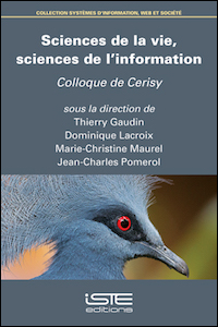 Sciences de la vie, sciences de l'information