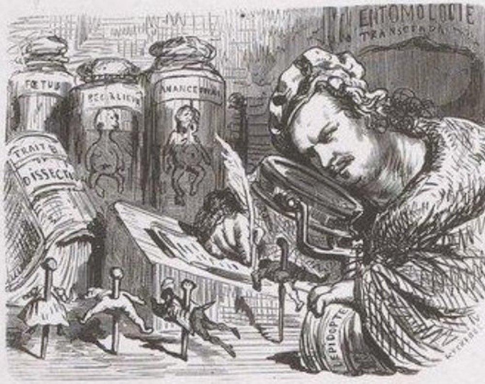 """Illustration du colloque """"Balzac et les disciplines du savoir. Sciences et représentation"""" (2020)"""