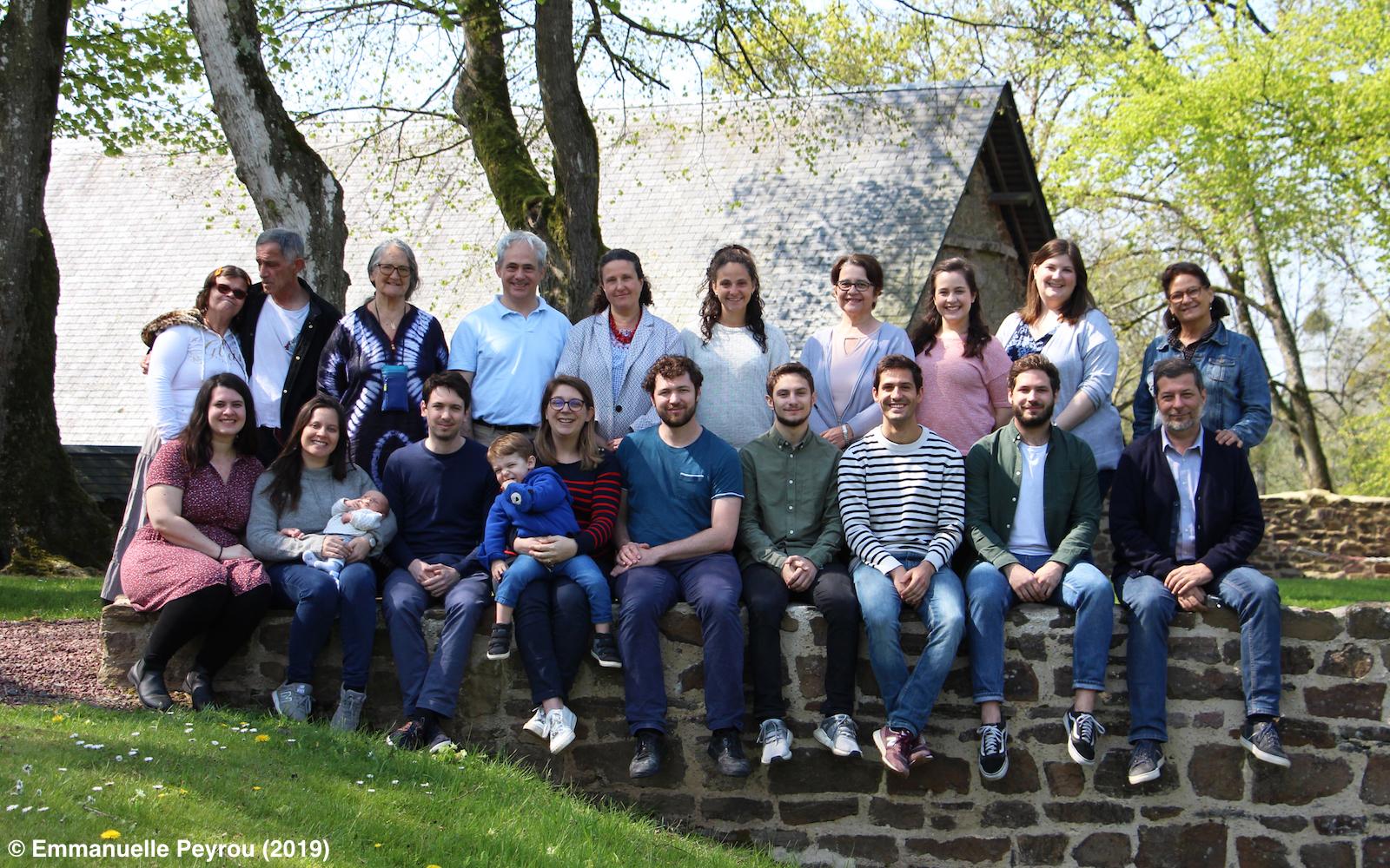 La famille Heurgon-Peyrou (2019)