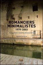 Romanciers minimalistes
