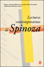 Lectures contemporaines de Spinoza