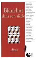 Blanchot dans son siècle