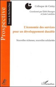 L'économie des services pour un développement durable