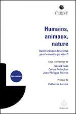 Humains, animaux, nature