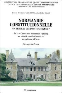 Normandie constitutionnelle