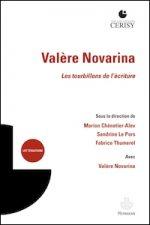 Valère Novarina. Les tourbillons de l'écriture