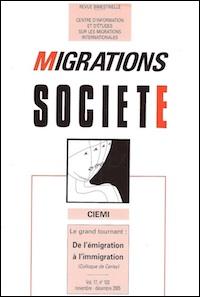Le grand tournant : De l'émigration à l'immigration