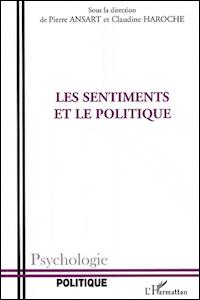 Les sentiments et le politique
