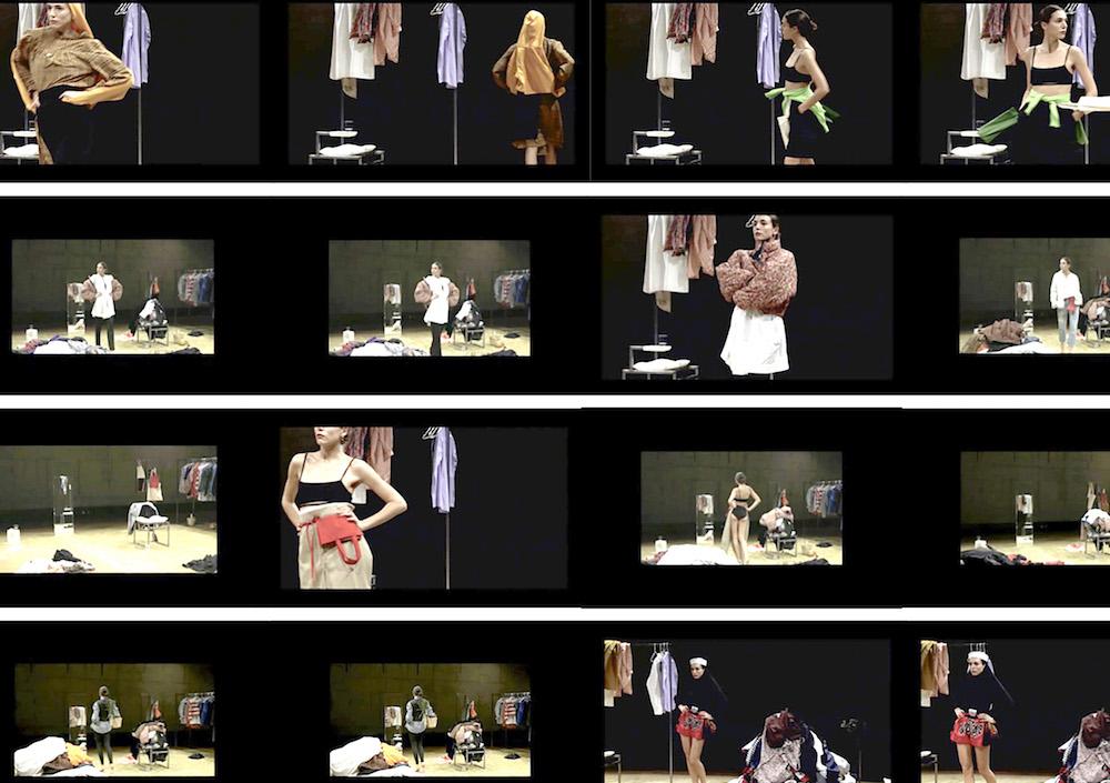 """Illustration du colloque """"La mode comme indiscipline : territoires d'expressions et de recherches"""" (2021)"""